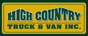High Country Truck Van Logo