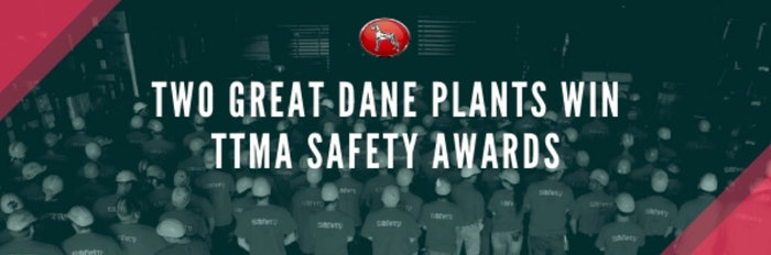 Ttma Safety Award Header Image