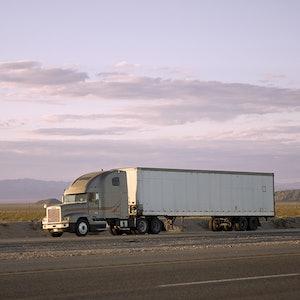 Shutterstock Truck On Road