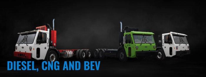 Battle Motors Trucks