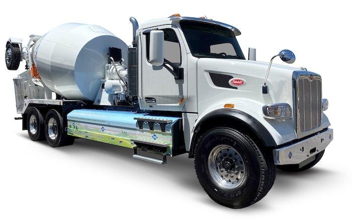 Momentum Fuel Technologies smaller CNG tank