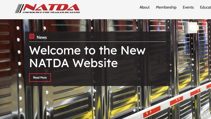Natda Revamped Website