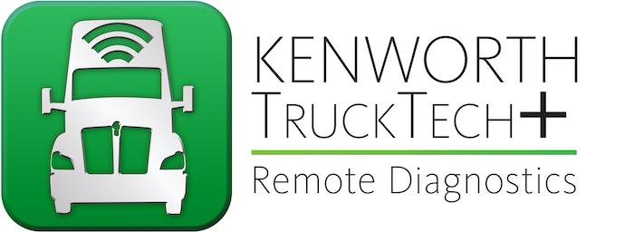 Kenworth TruckTech logo