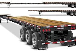 Fontaine Xcalibur extendable trailer