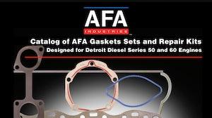 AFA catalog for Detroit engines.