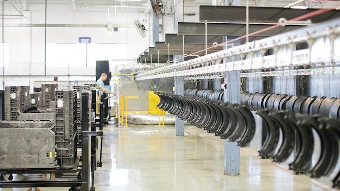 Bendix reman facility in Huntington, Ind.