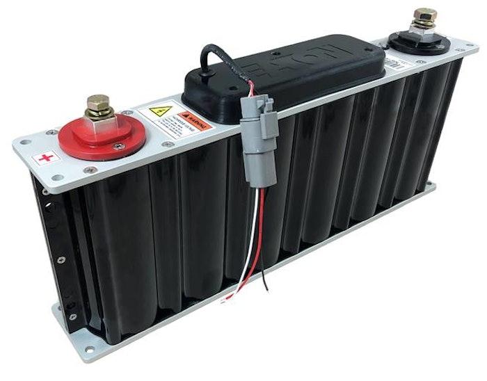 Eaton announces new supercapacitor
