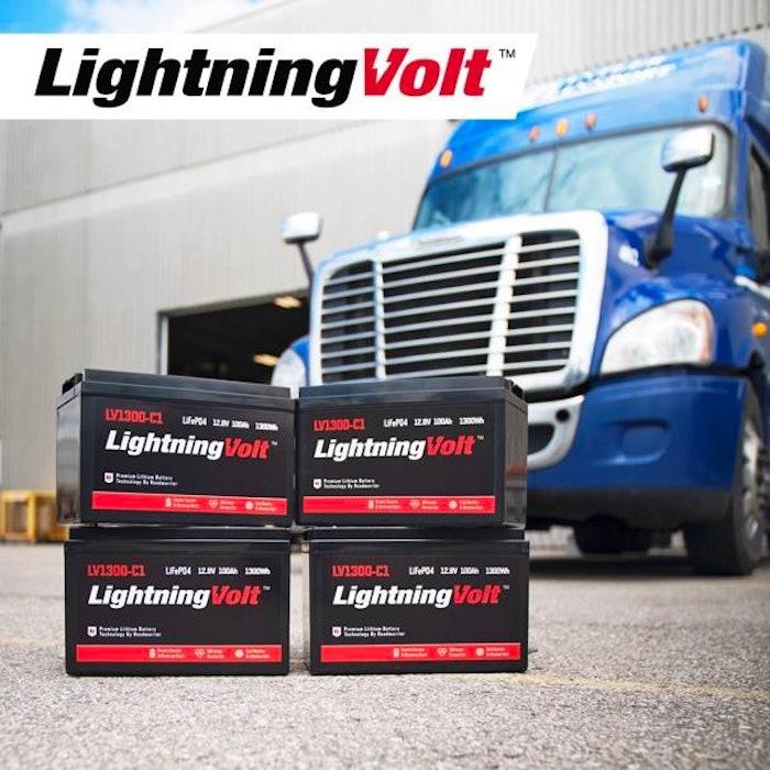 Lightning Volt battery