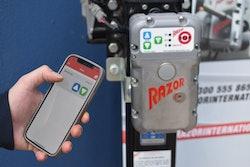 Razor Drive landing gear control