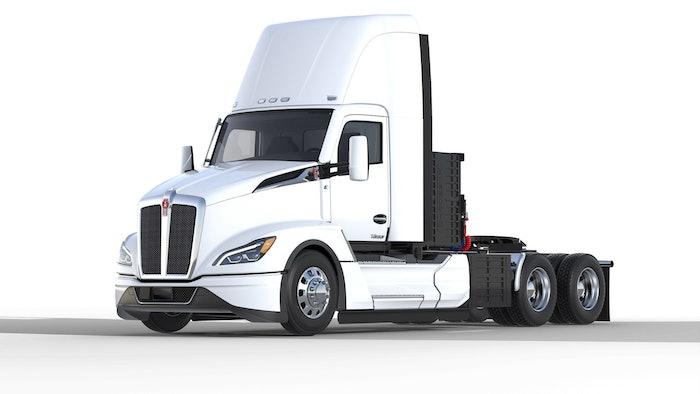 T680 Next-Gen Battery truck