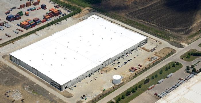 Yokohama Tire's Texas distribution center