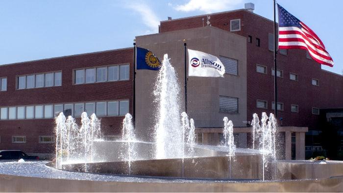 Allison Transmission building