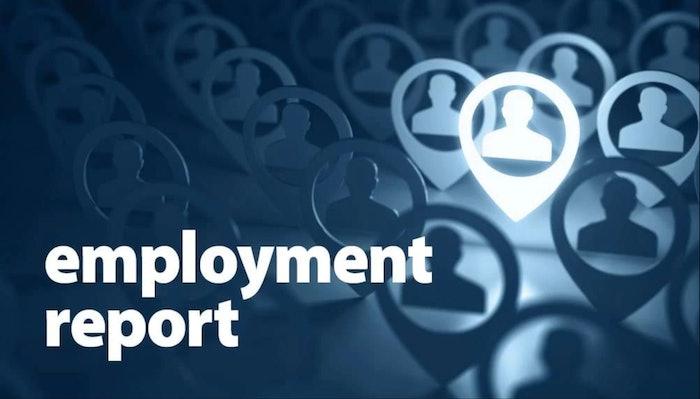TPS Employment Report logo