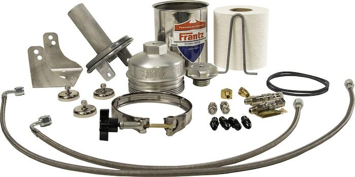 Frantz Filter Powerstroke Kit