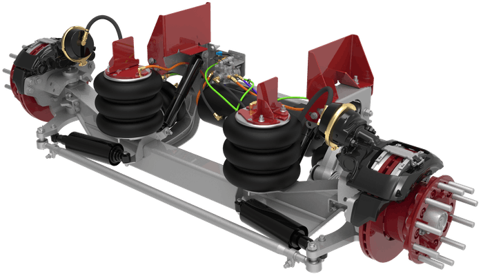 Link ROI Auxiliary Suspension