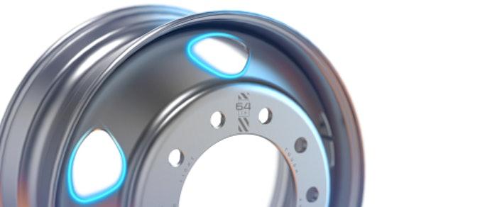 New Maxion wheel