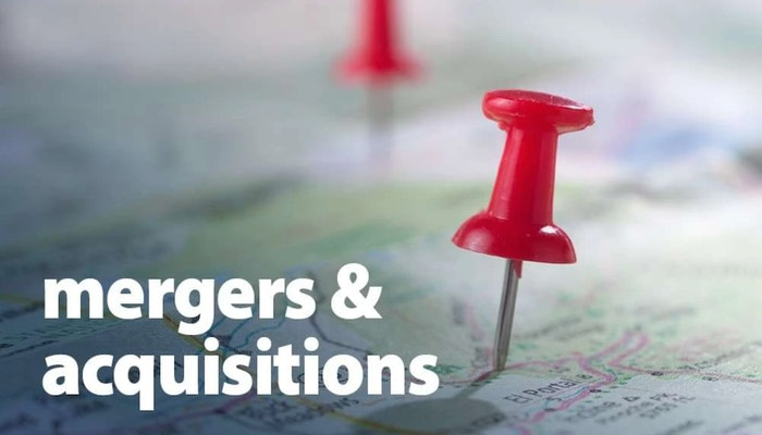 Mergers and acquisitions roundup