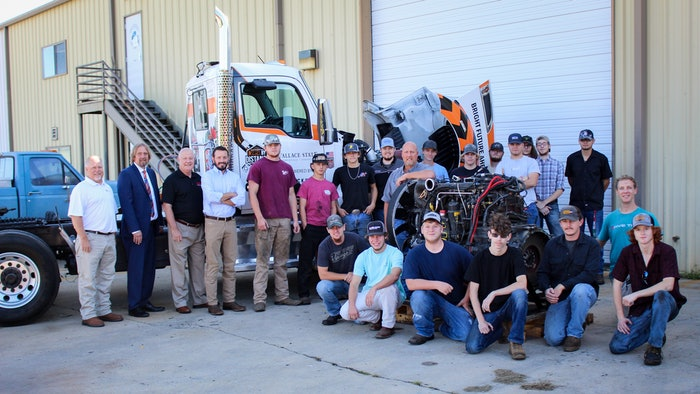 Truckworx, Wallace State enhance partnership