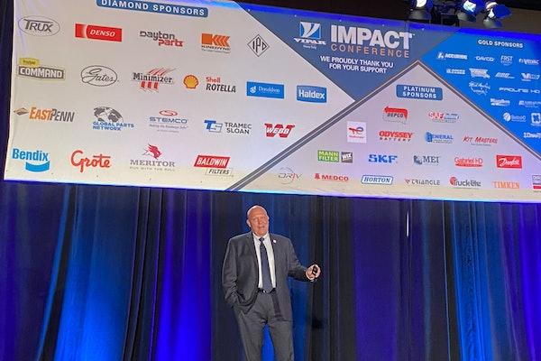VIPAR Heavy Duty President and CEO Chris Baer