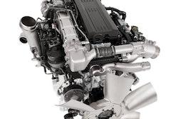 Improved International A26 engine