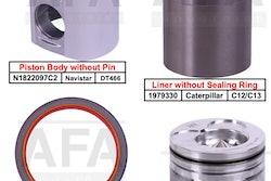 AFA announces new parts