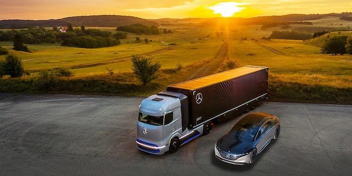 Daimler split