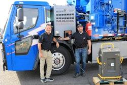 Northwest Equipment Mack EV certified